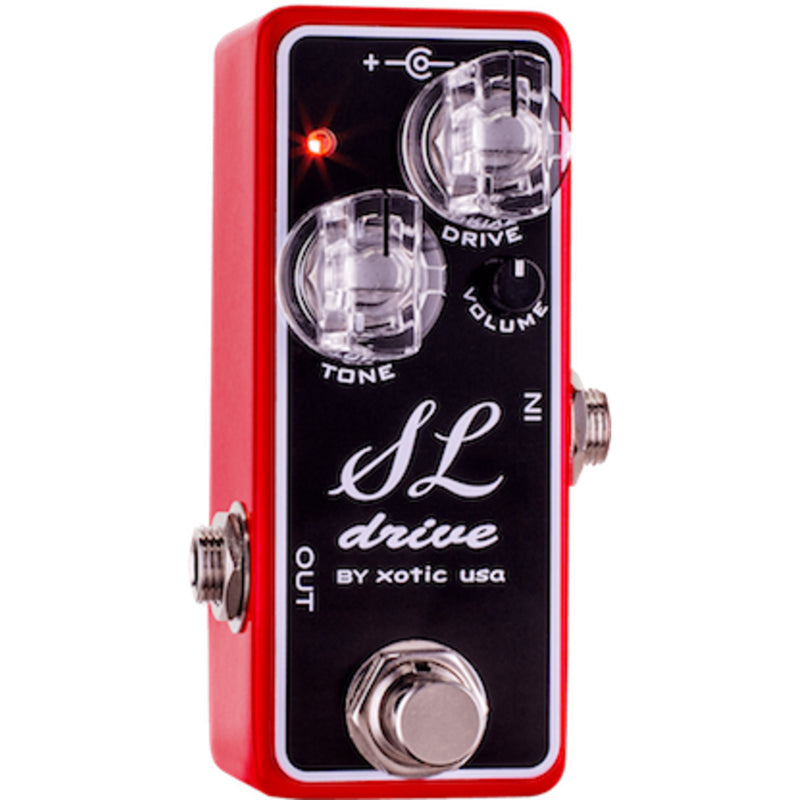 Xotic SLD-RED SL Drive Red