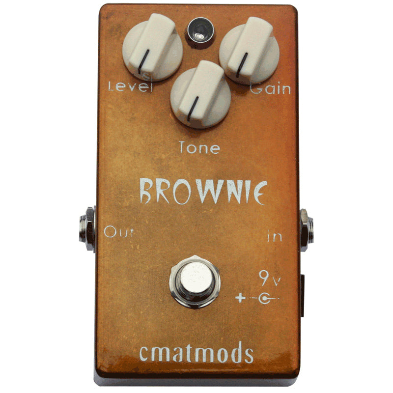 CMATMODS Brownie Distortion