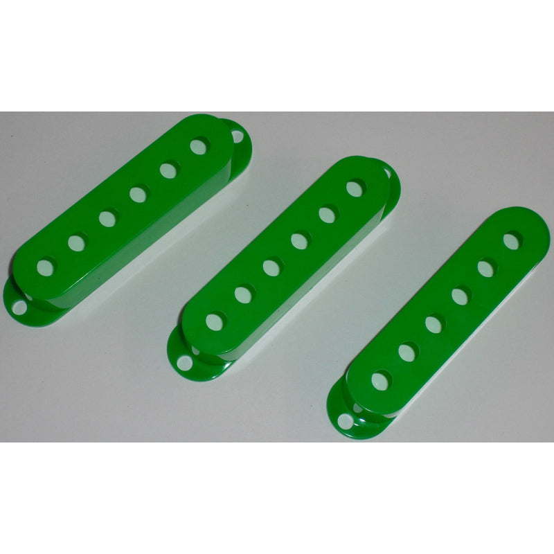 DiMarzio SC Covers Green 3pk