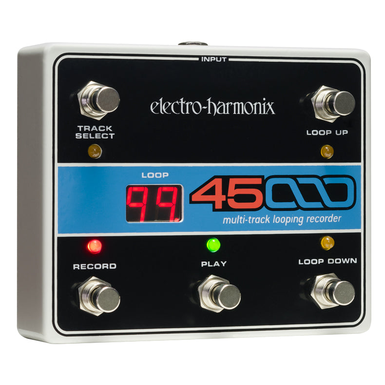 Electro-Harmonix 45000 Multi-Track Looping Recorder Foot Controller