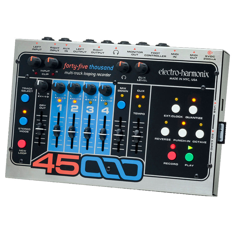 EH 45000 Multi-Track Looper