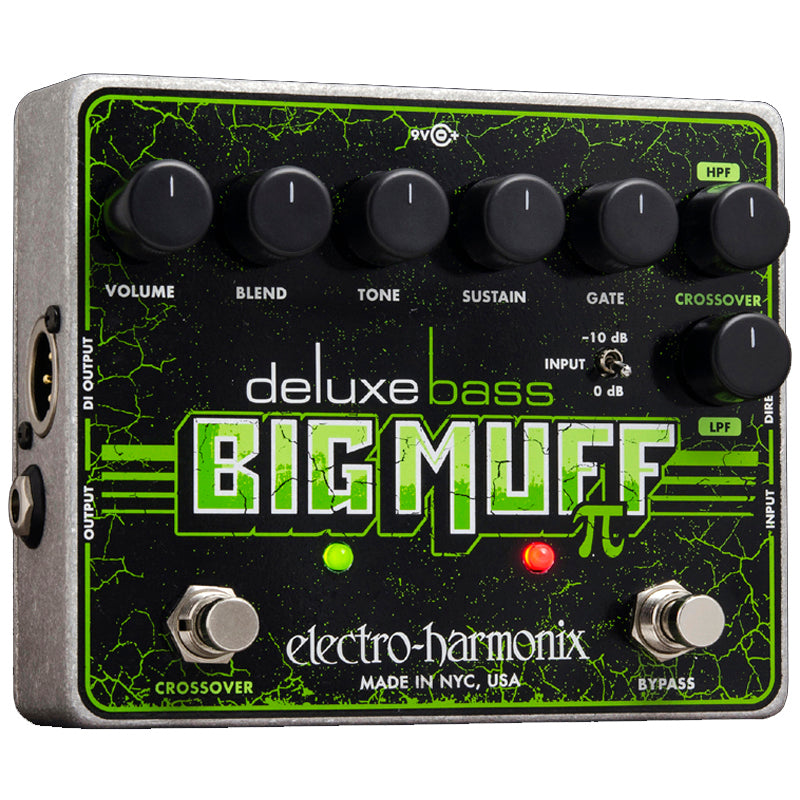 EH Deluxe Bass Big Muff Pi