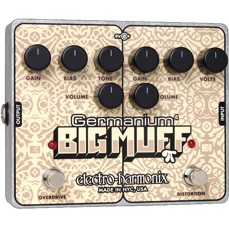 EH Germanium 4 Big Muff Pi OD