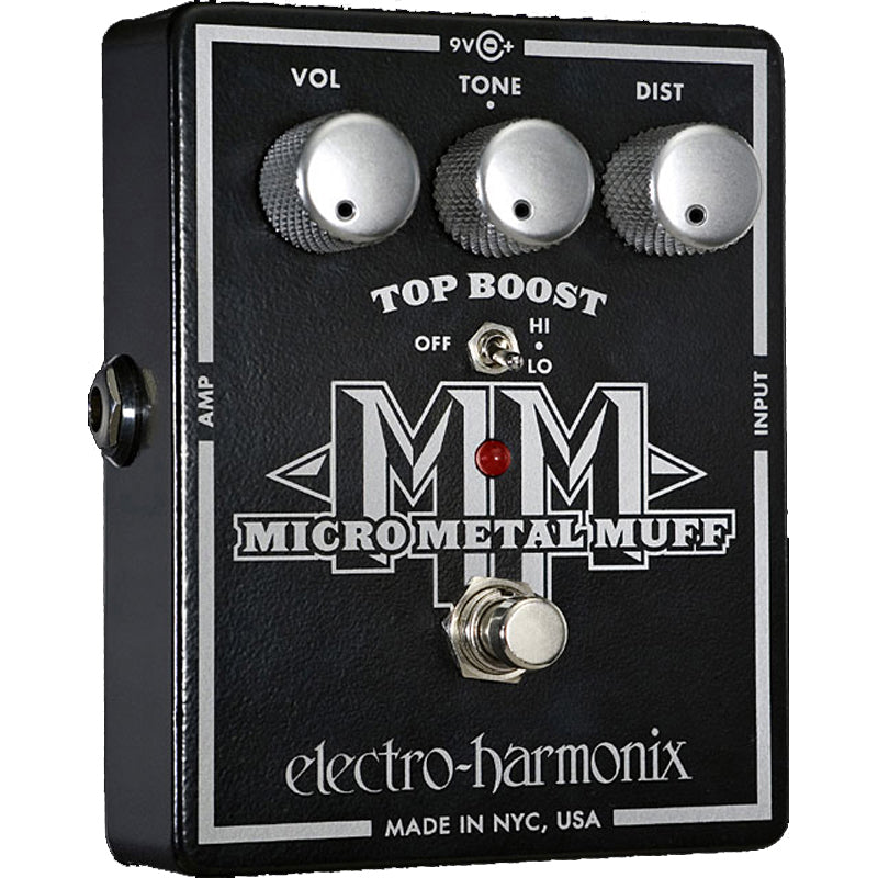 EH Micro Metal Muff Distortion