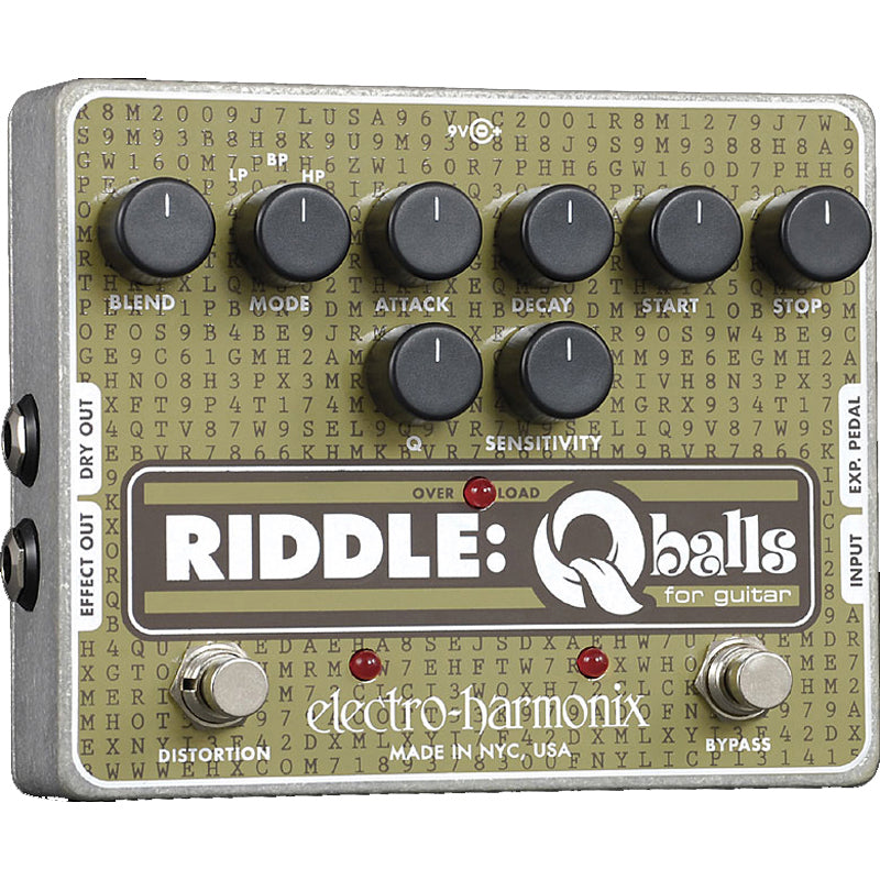 EH Riddle Q Balls For Guitar