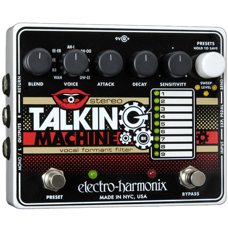 EH Stereo Talking Machine