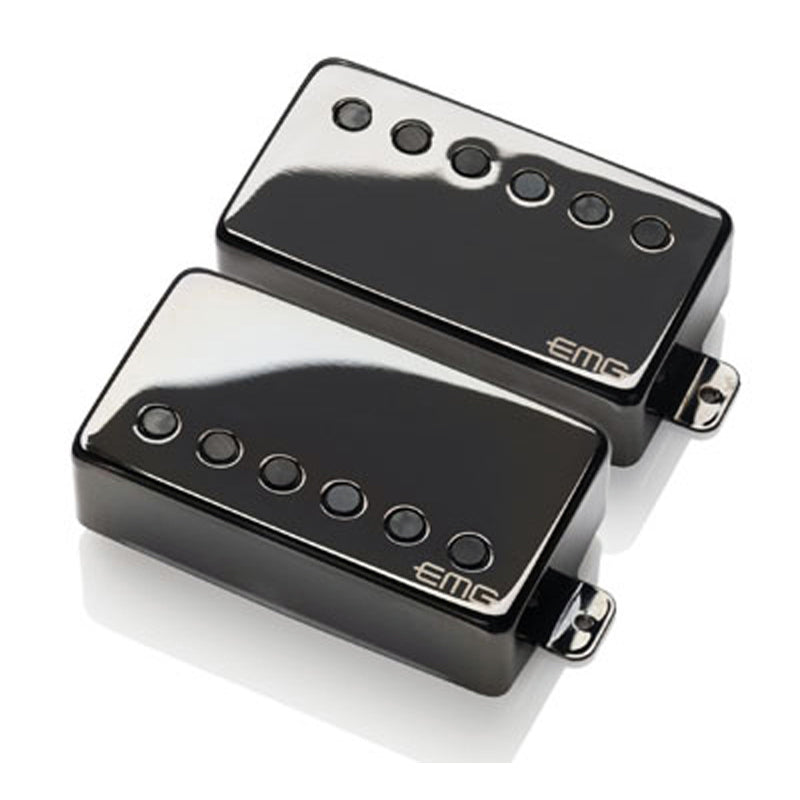 EMG JH Pickup Set - Blk Nickel