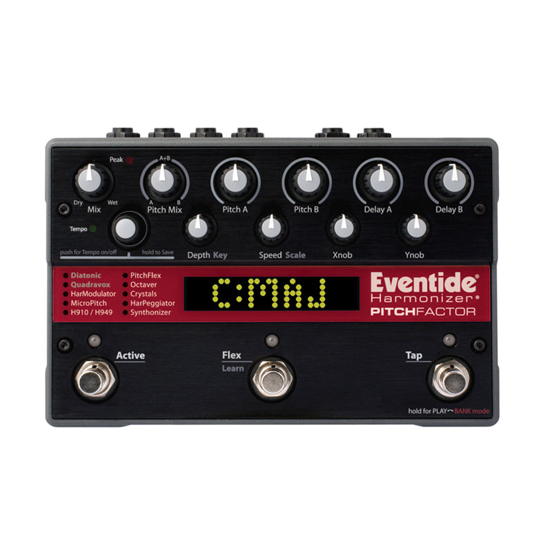 Eventide PitchFactor Pedal