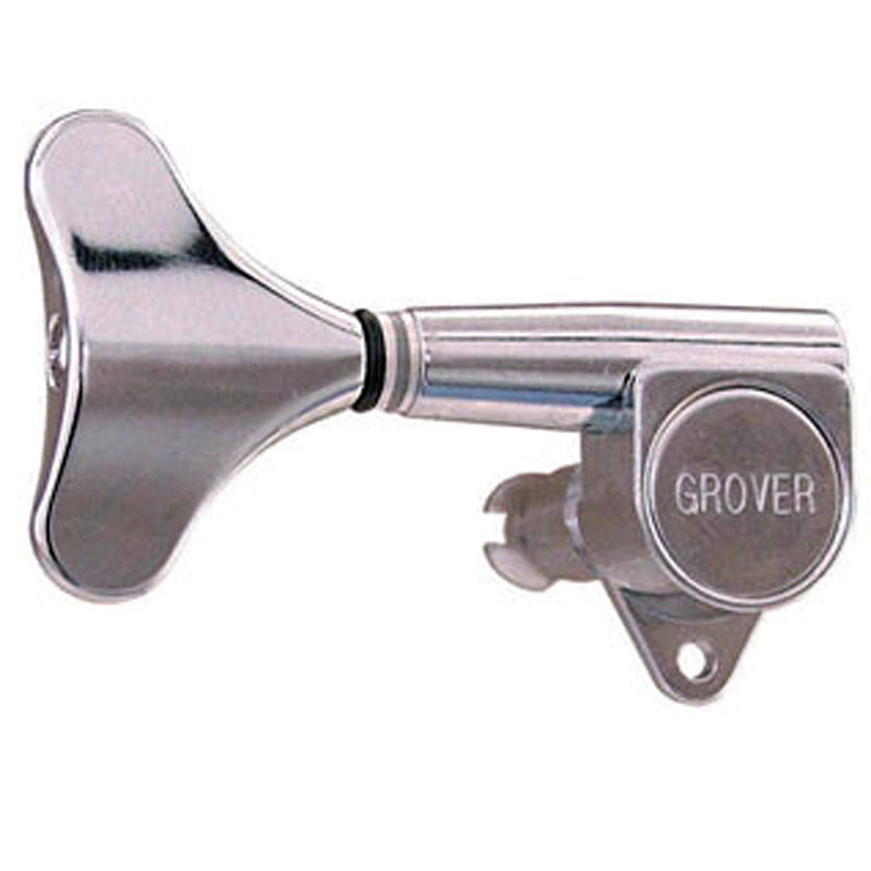 Grover 4L Bass M Head Chr