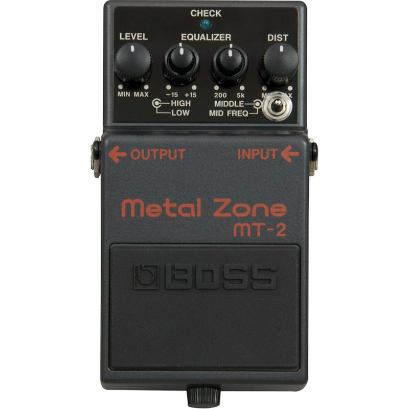 Keeley MT-2 Metal Zone Mod