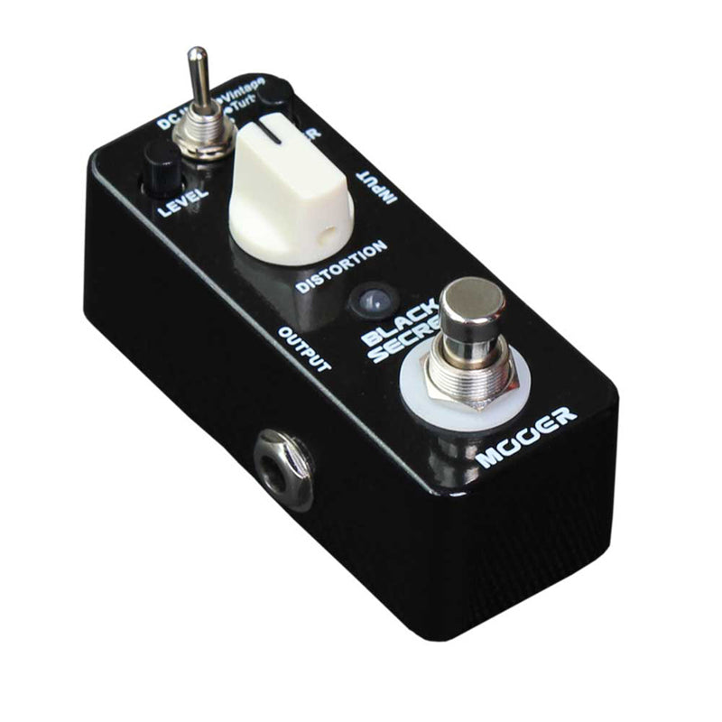 Mooer Black Secret Overdrive