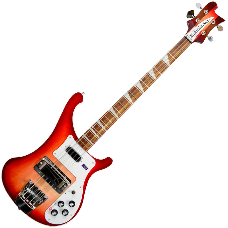 Rickenbacker Model 4003 Bass Guitar - Fireglo (Gloss Sunburst)