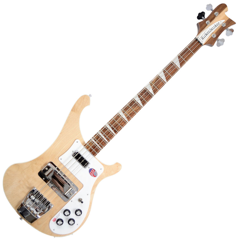Rickenbacker Model 4003 Bass Guitar - Mapleglo (Gloss Natural)