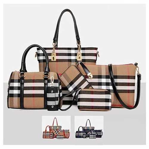 6 in 1 Have It All Handbag