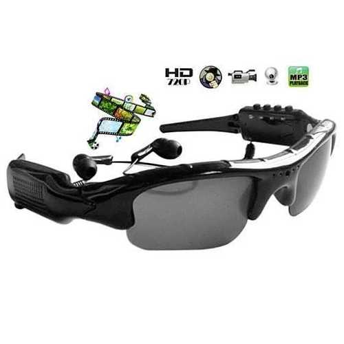 Video Recording Sunglasses with MP3