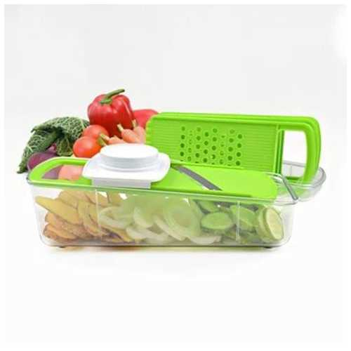 4 in 1 Veggie Grinder, Slicer, Cutter And Shredder