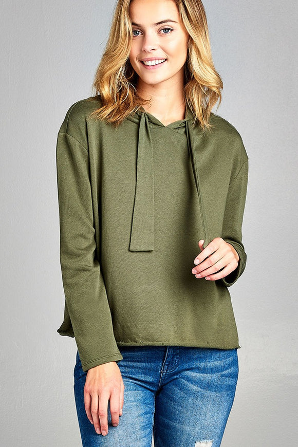 Dolman French Terry Hoodie