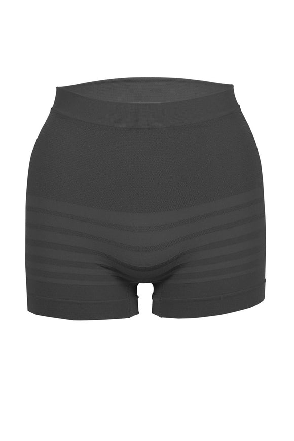 Comfortable Breathable Microfiber Fabric Firm Thigh Control