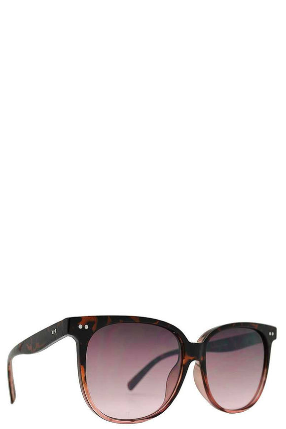 Women Square Plastic Sunglasses