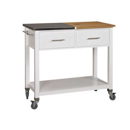 Versatile And Portable Kitchen Island
