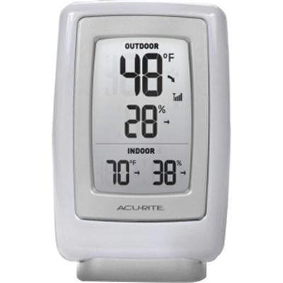 AcuRite Wireless Thermometer & Humidity Monitor