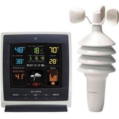 AcuRite 3 in 1 Color Weather Station
