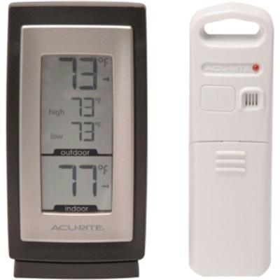 AcuRite Wireless Indoor/Outdoor Thermometer