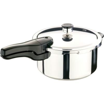 4qt Stainless Steel Pressure Cooker