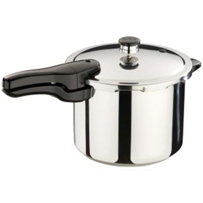 6qt Stainless Steel Pressure Cooker