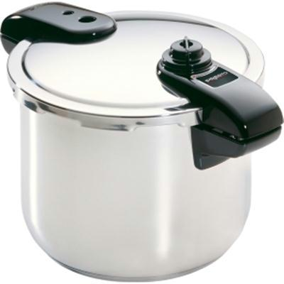 8 Qt. Stainless Steel Pressure Cooker