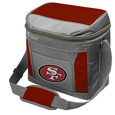 NFL 16 Can Soft Side Cooler San Francisco 49ers