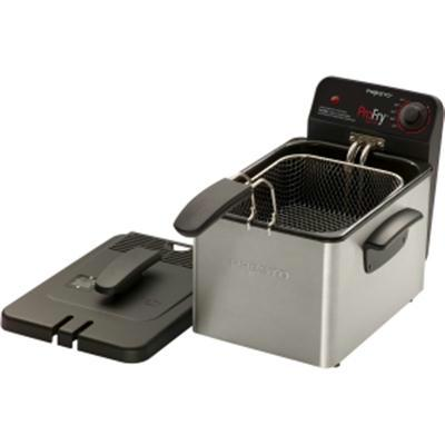 Profry Stainless Steel Deep Fryer
