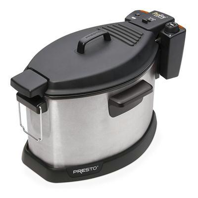 Presto Electric Turkey Fryer 4.2lt