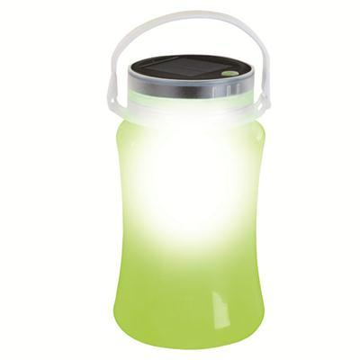 Led Lantern-tent Light Green