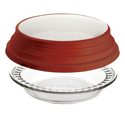 9.5 Deep Pie Plate with Cover