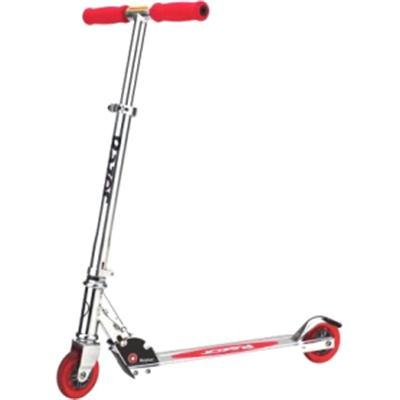 A Scooter Red