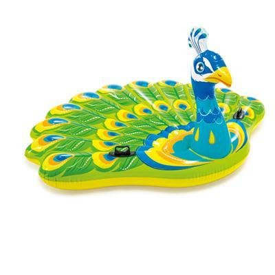 Peacock Island Pool Float