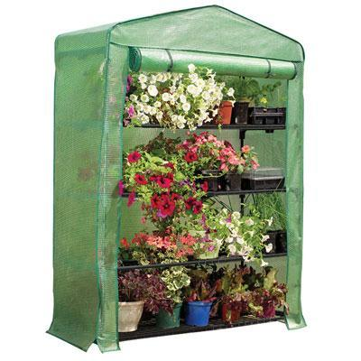 4 Tier Growhouse Greenhouse