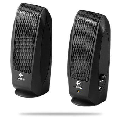 S-120 Speakers Wb