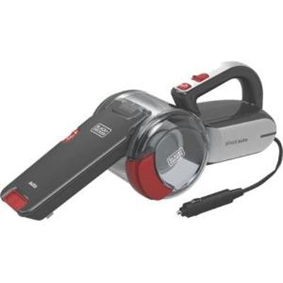 Black & Decker 12V Automotive Pivot Hand Vacuum