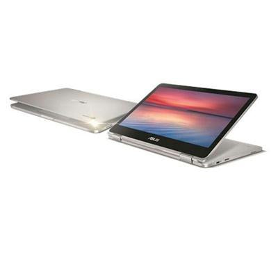 ASUS Notebook Silver Intel Core m3-6Y30 Processor