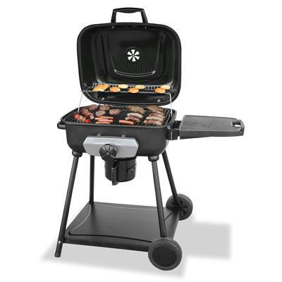 Blue Rhino Outdoor Charcoal Barbecue Grill