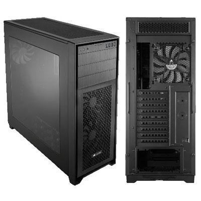 Obsidian Series 750d Airflow