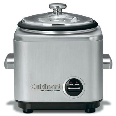 Cuisinart 4 Cup Stainless Steel Rice Cooker