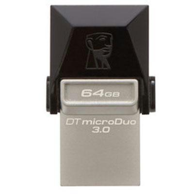 Kingston 64GB DT 3.0 Microduo USB OTG Drive