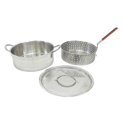 Chard Aluminum 10.5-Quart Stock Pot Set