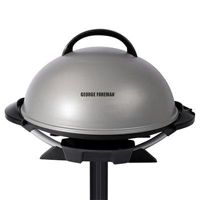 George Foreman 15 serving Indoor/ Outdoor Grill Pit