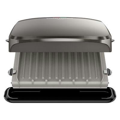 George Foreman Platinum Finish Grill