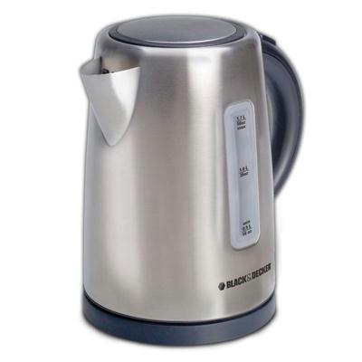 Black & Decker Stainless Steel Electric Kettle