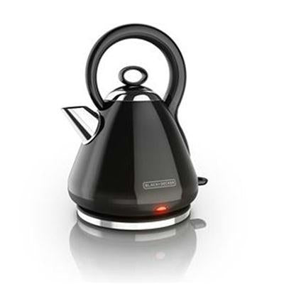 Black & Decker 1.7L Stainless Steel Electric Kettle